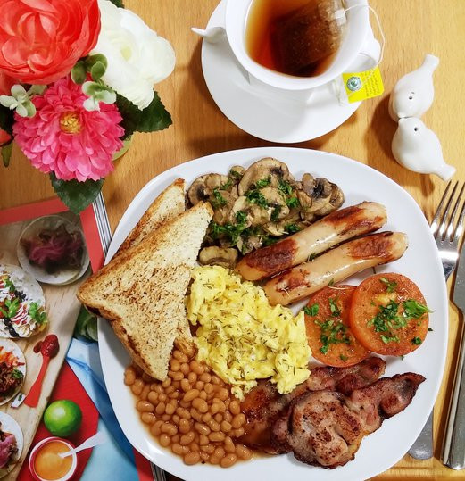 Full English Breakfast Recipe Full English Breakfast Recipe