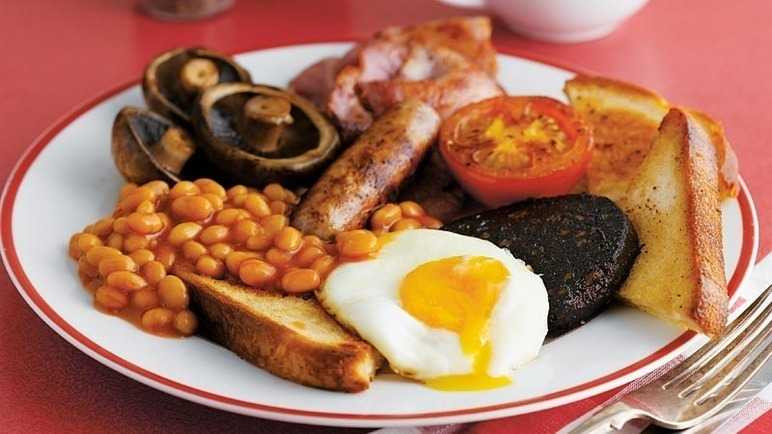 Full English Breakfast Recipe Recipe Full english breakfast