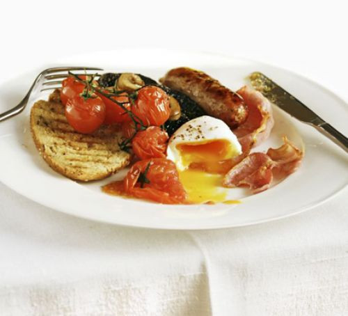 Full English Breakfast Recipe The ultimate makeover Full English breakfast recipe