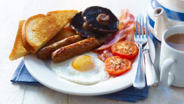Full English Breakfast Recipe BBC Food Recipes Stress free full English breakfast