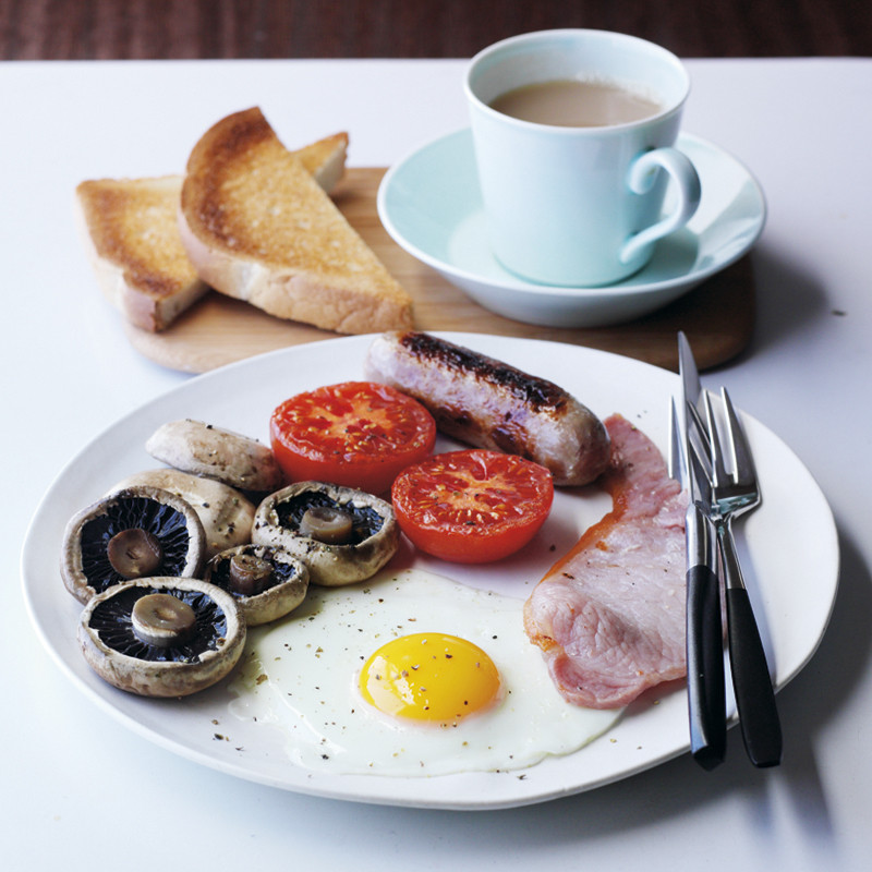 Full English Breakfast Recipe Full English breakfast Healthy Recipe