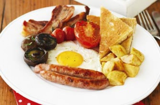 Full English Breakfast Recipe Alex James' full English breakfast recipe goodtoknow