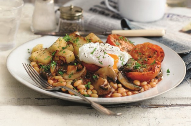Full English Breakfast Recipe Slimming World s full English breakfast recipe goodtoknow